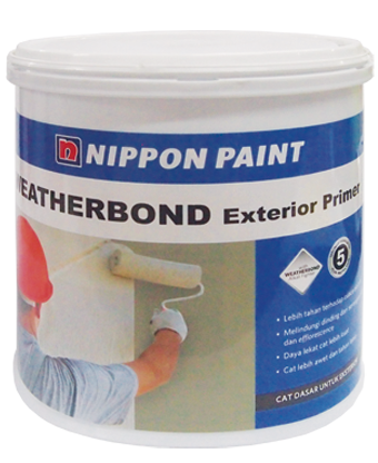 Nippon paint indonesia the coatings expert sealer cat - Nippon paint exterior collection ...